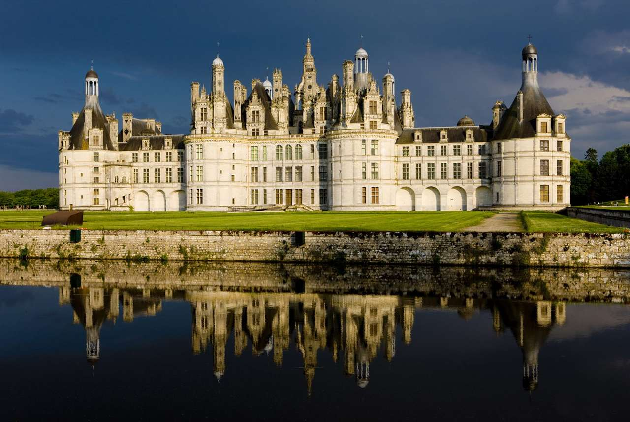 Chateau de Chambord (France)