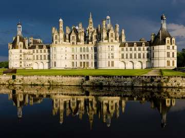 Chateau de Chambord (France)