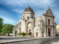 Church of San Francisco de Paula in Havana (Cuba)