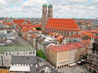 Old City of Munich (Germany)