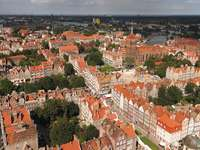 Old Town of Gdańsk (Poland)