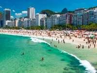 Copacabana Beach (Brazil)