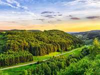 Franconian Forest (Germany)