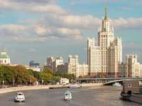 Budova nábřeží Kotelnicheskaya (Rusko)