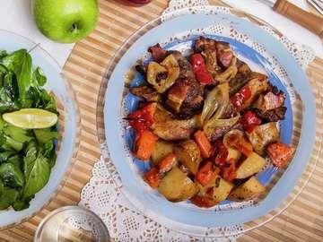 Nutritious stew