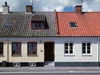 Houses in Nexø (Denmark)
