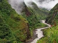River Pastaza (Ecuador)