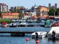 Karlskrona Harbor (Sweden)