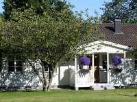 Casa de campo en el sur de Gotland (Suecia)