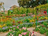 Monet's house in Giverny (France)