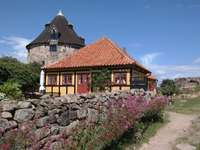 House on Frederiksø (Denmark)