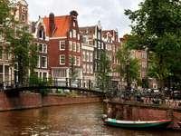 In Amsterdam (Netherlands)
