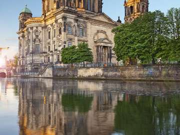 Cathedral in Berlin (Germany)