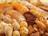 Different types of baker's goods