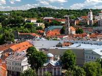 Old Town of Vilnius (Lithuania)