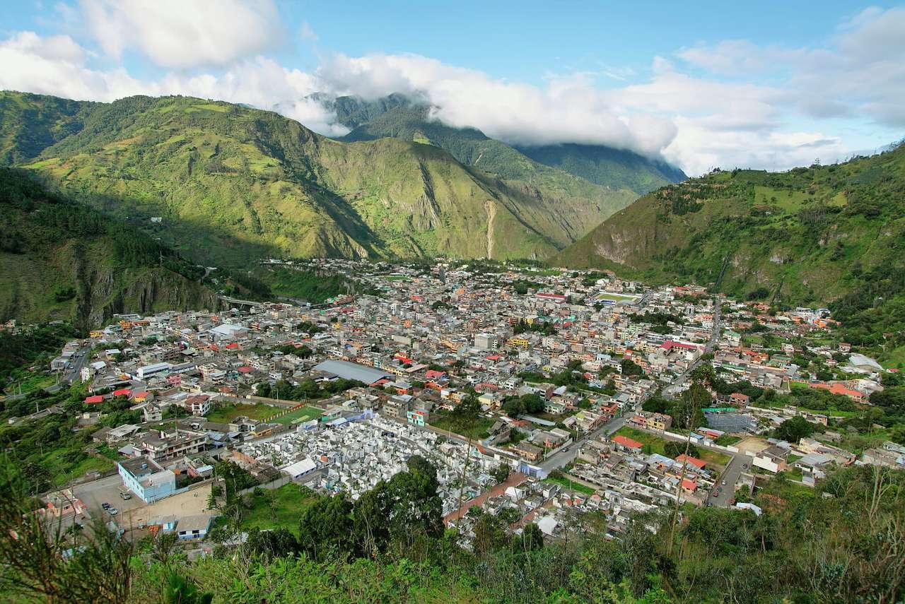 Town of Baños (Ecuador)