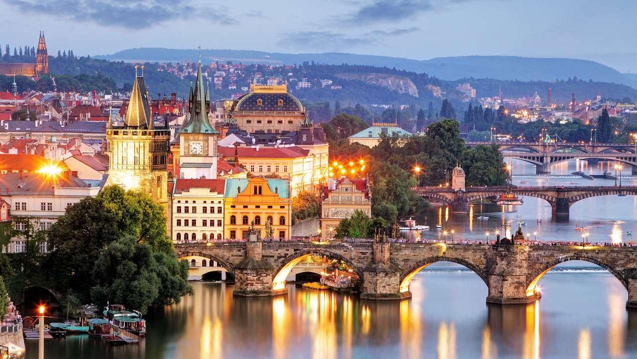 Ponte Carlo a Praga (Praga)