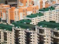 Housing development in Astana (Kazakhstan)