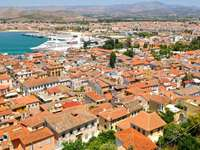 Town of Nafplio (Greece)