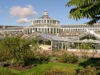 Botanical Garden in Copenhagen (Denmark)