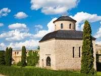 Cetatuia Monastery in Iassy (Romania)