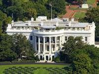 White House in Washington (USA)