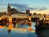 Bridge in Nashville (USA)