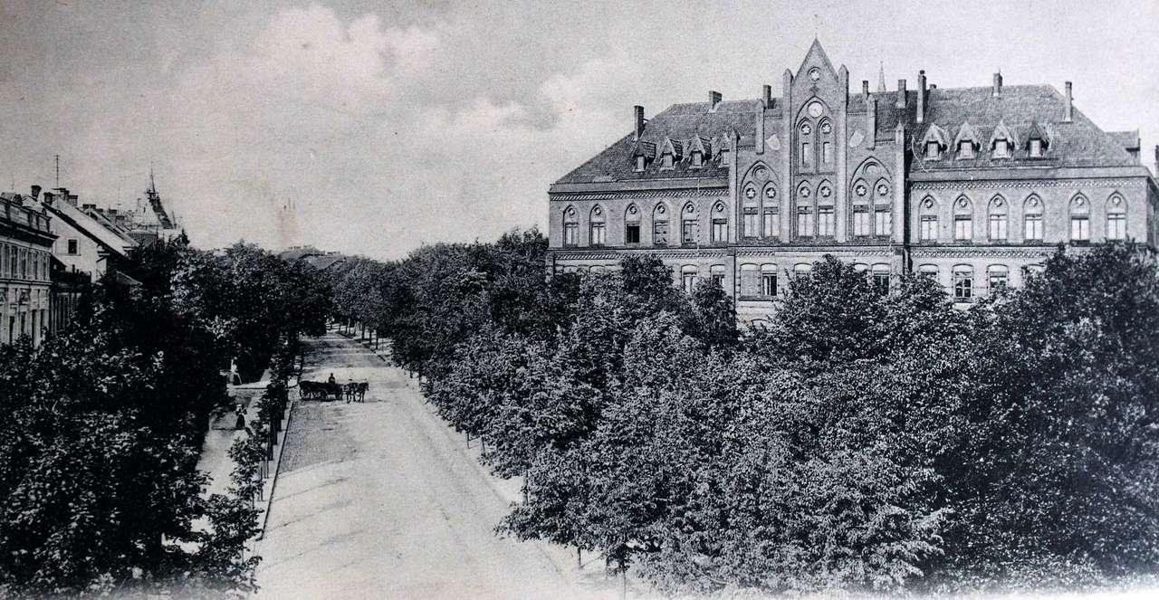Kaiserstraße – in Olsztyn -  (9×5)