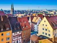 Покривите на Нюрнберг (Германия)