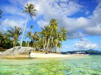 Paradisön Boracay (Filippinerna)