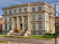 Colorado State Museum in Denver (USA)