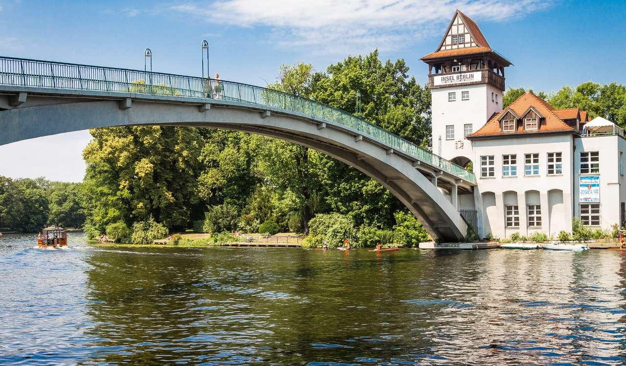 Insel der Jugend in Berlin (Deutschland)
