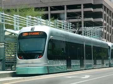 Light rail in Phoenix (USA)