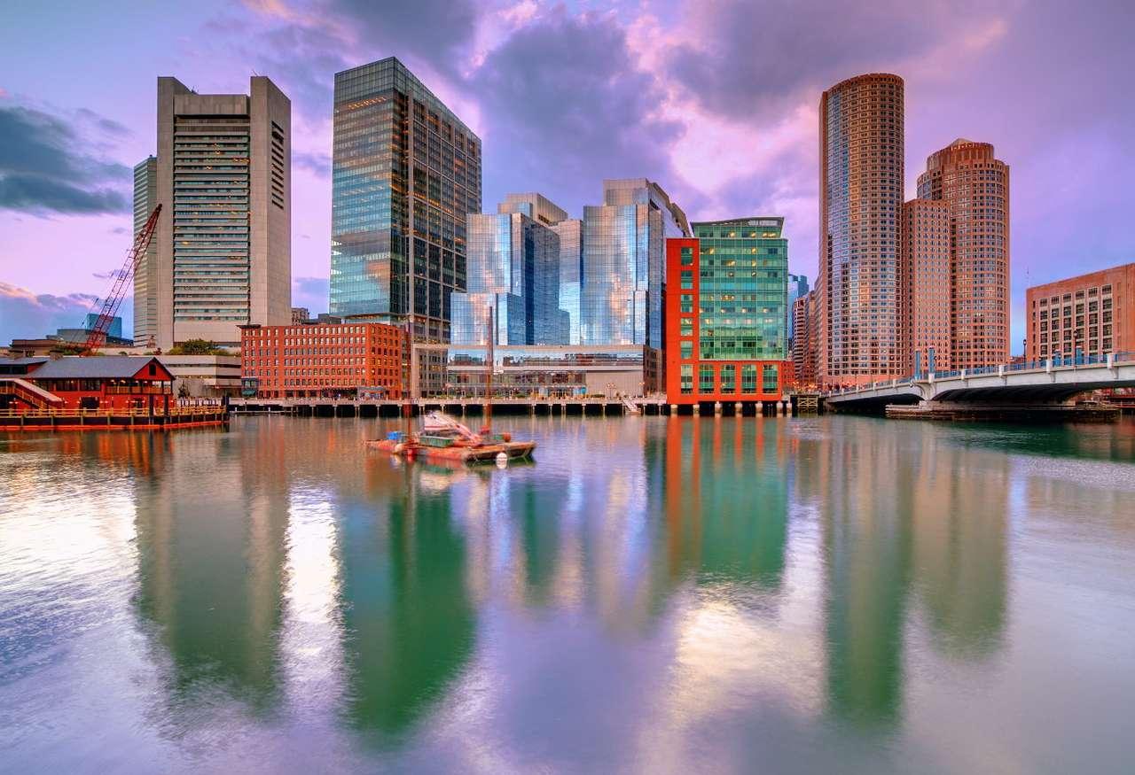 Buildings in Boston (USA)