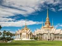 Thai temple (Thailand)