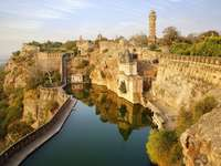 Chittor Fortress (India)