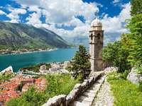 Kerk van Onze Lieve Vrouw van Remedie in Kotor (Montenegro)