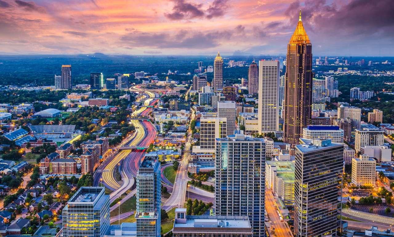 Downtown Atlanta (USA)