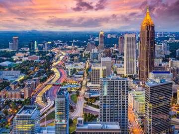 Downtown Atlanta (USA)