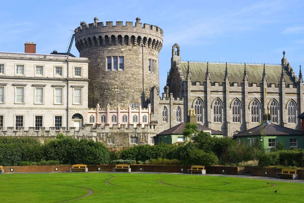 Dublin Castle (Ireland)
