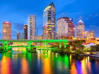 Downtown Tampa, Florida (USA)