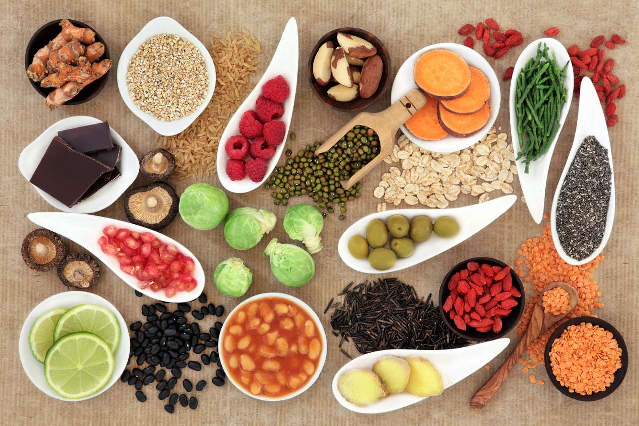 Products full of vitamins - Vegetables and fruits are foods rich in vitamins, minerals and fiber. In order to provide our body with the right dose of valuable nutrients, however, it is necessary to focus on diversity. Thanks to (19×12)