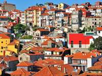 Old town of Porto (Portugal)