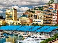 Preparing for the Grand Prix (Monaco)