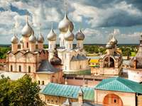 Cathedral of the Assumption of the Blessed Virgin Mary in Rostov (Russia)