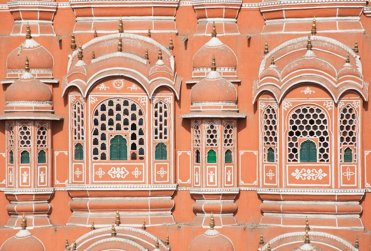 Palacio de los Vientos (India) rompecabezas