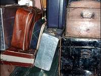 Suitcases and trunks