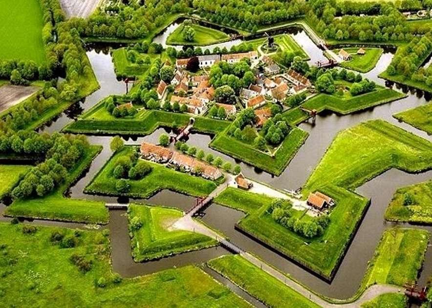 wioska holenderska
