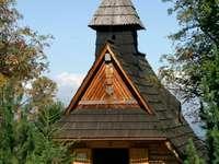 A chapel on Gubałówka