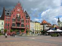 Market Square - Chojnice